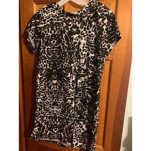 H&M size large t-shirt dress